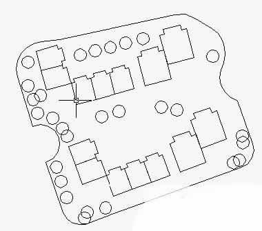 cad绘制小区平面图的步骤