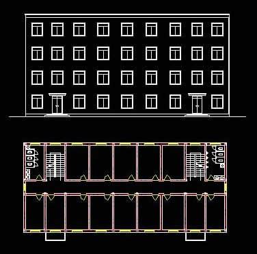 cad画建筑平面图步骤